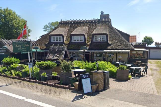 Restaurant i Rørvig fik bøde på 5.000 kr.