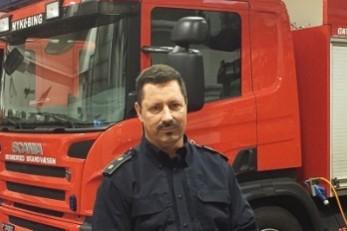 Brandfolk i Nykøbing og Lumsås får ny chef