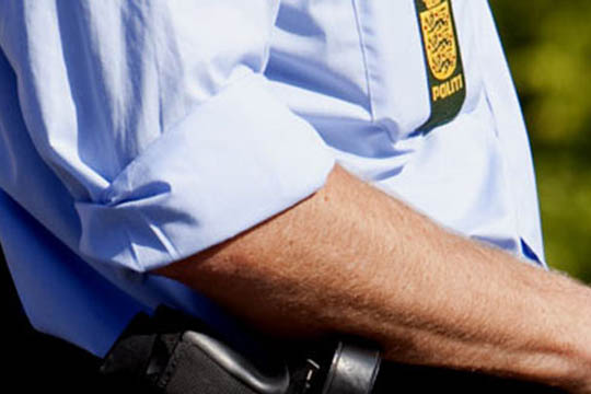 Ferielukket politistation på ministerniveau