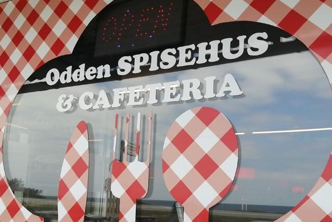 God start for Odden Spisehus & Cafeteria