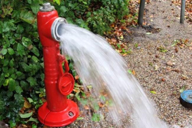 Der lukkes for vandet i dele af Nykøbing