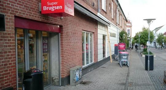Nedgang hos Nykøbing Brugsforening