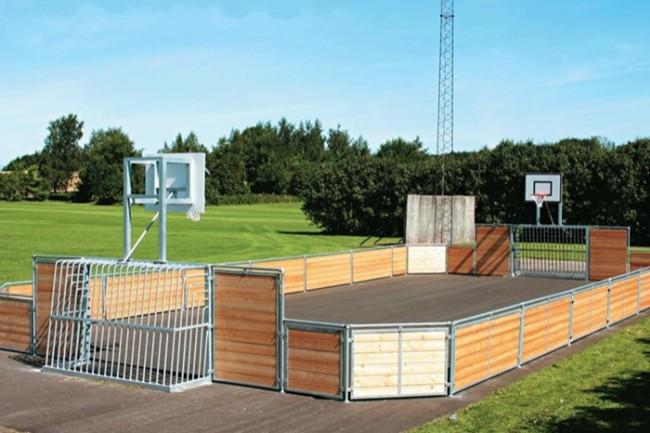 Kommunen støtter Rørvig Idrætspark