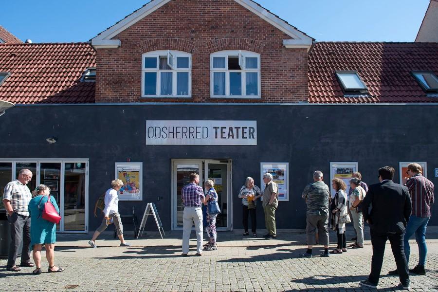 Odsherred Teater henter støtte til jubilæum