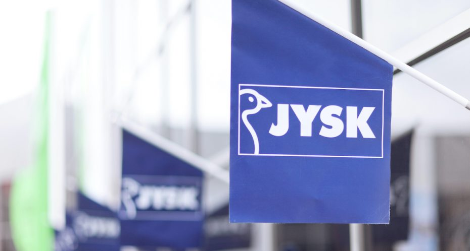 JYSK ønsker at udvide butikken i Nykøbing