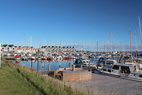 Stjal benzin fra båd i Nykøbing Havn