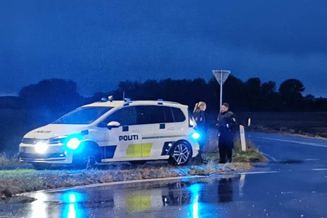 16-årig dreng stjal motorcykel i Højby