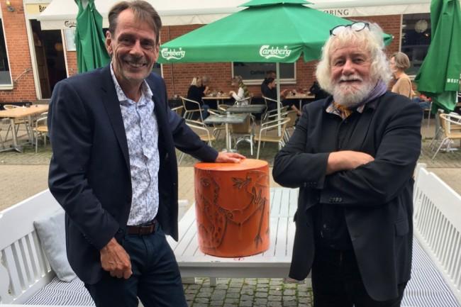 Hans Jørgen Olsen tildelt Årets Turistpris