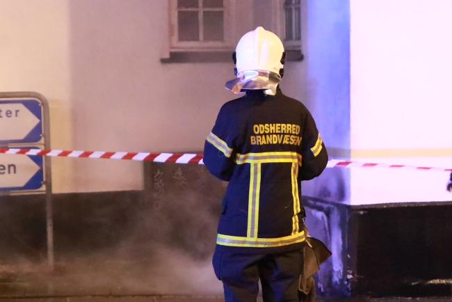 Brand i elskab på Vesterbro i Nykøbing