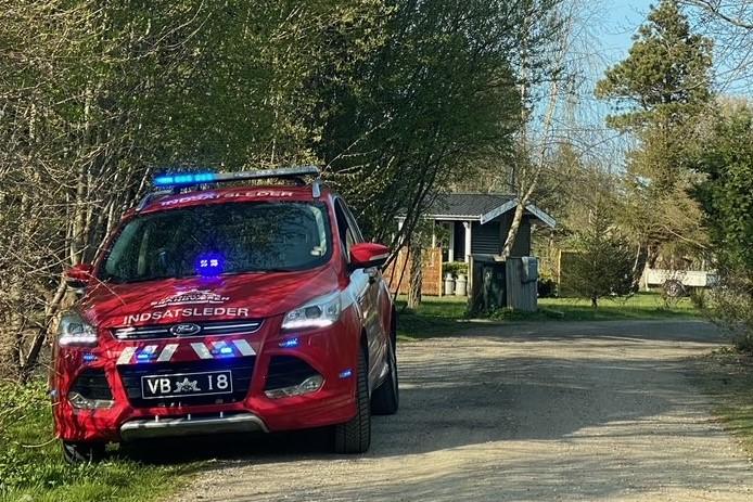 73-årig sigtet efter brand i legehus i Højby