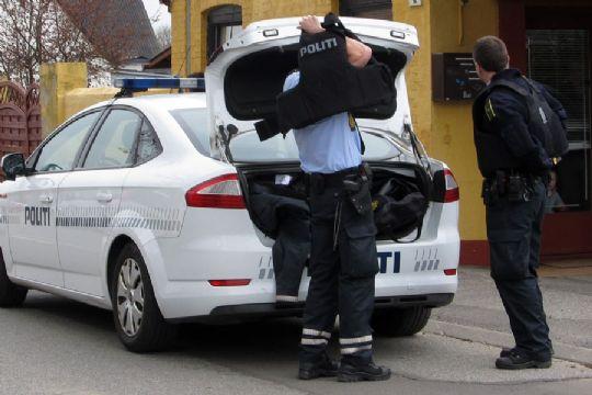 Politiet fandt hash på to adresser i Nykøbing