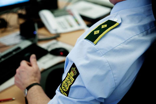 Bil stjålet i Nykøbing