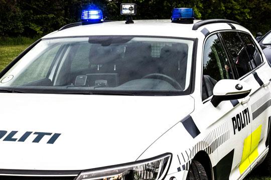 Beruset kvinde anholdt i Rørvig
