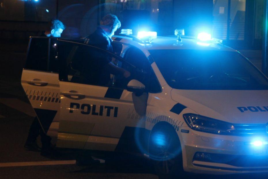 Narkobilist anholdt i Nr. Asmindrup
