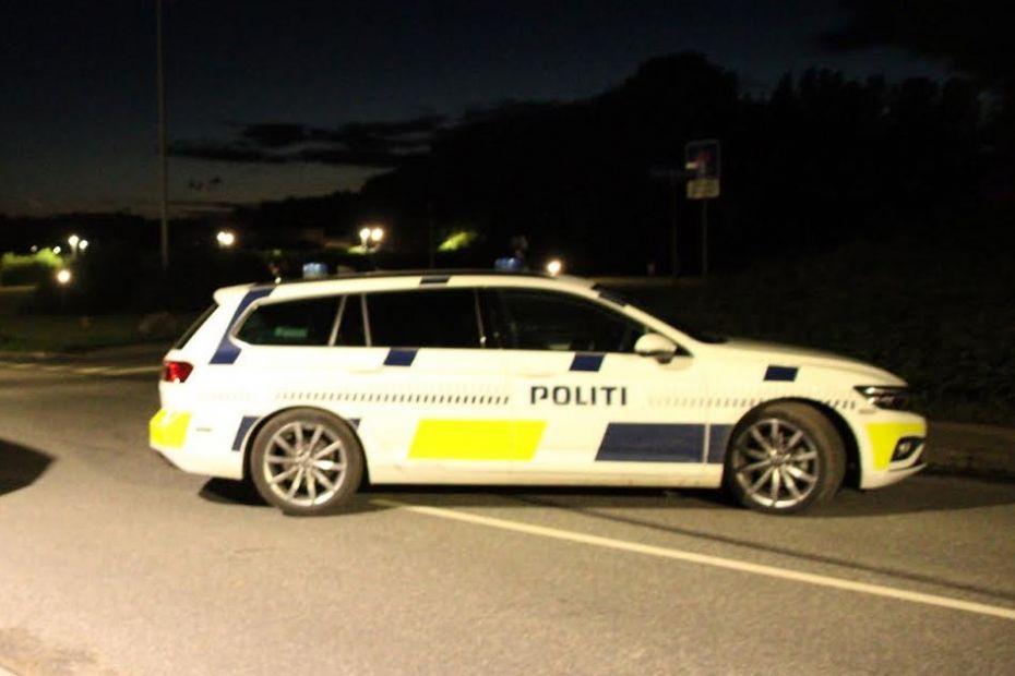 Narkobilist anholdt i Nykøbing