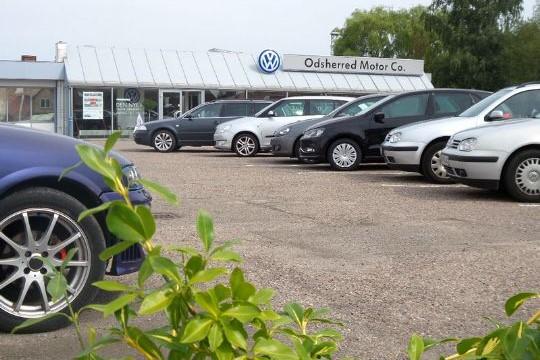Overskud hos Odsherred Motor Co. trods krise
