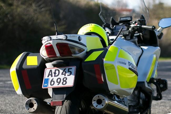 P-bøder til 18 bilister på Rørvigvej