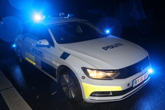 13-årige drenge legede med ild i Højby