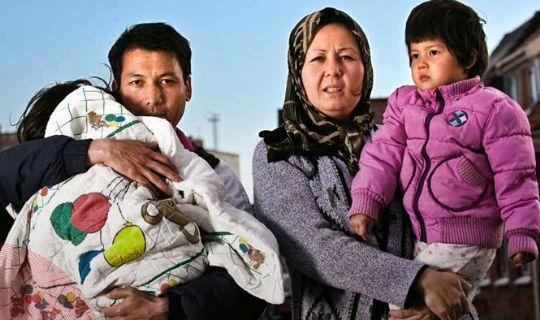 Fem flygtninge skal til Odsherred