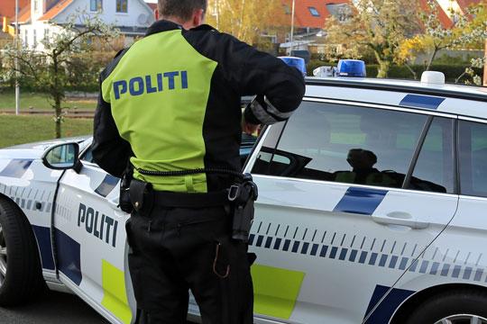 52-årig uden kørekort fik sin bil beslaglagt