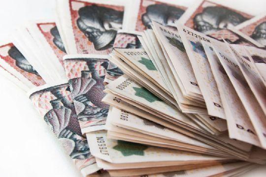 Familieselskab god for 106 millioner kroner