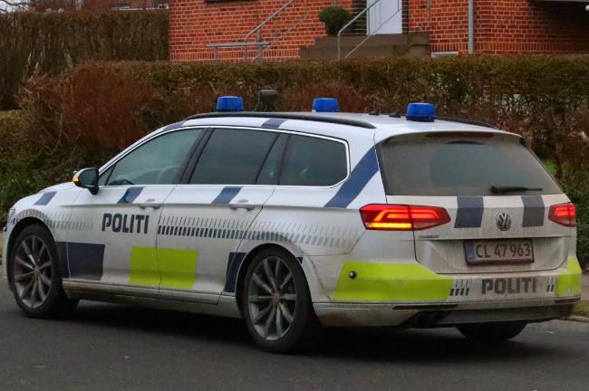 30-årig narkobilist blev anholdt i Højby